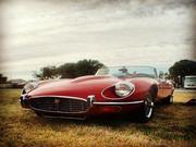 Jaguar E Type 72621 miles